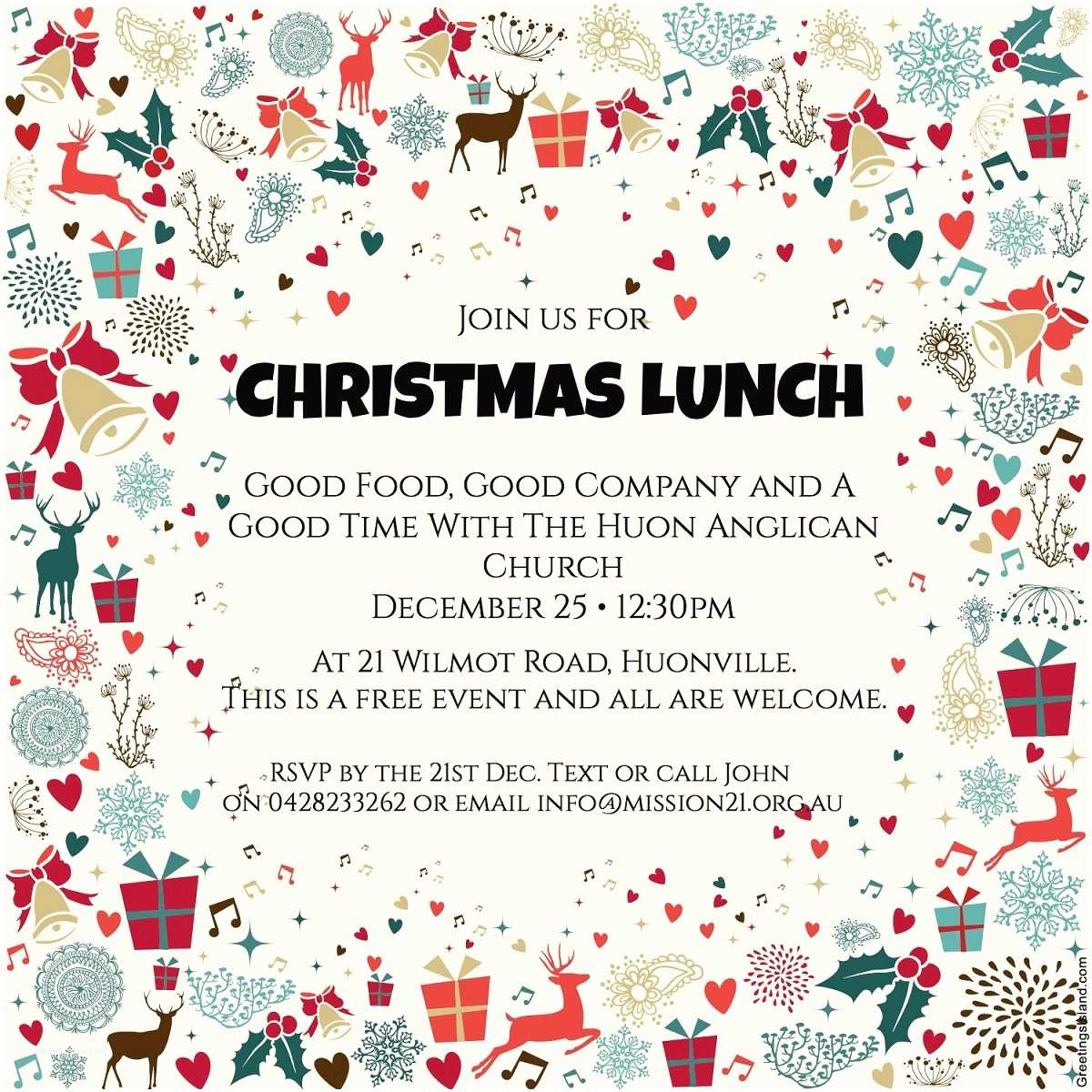 Free Holiday Party Invitation Templates 46 Beautiful Christmas Invitation Templates Twihot