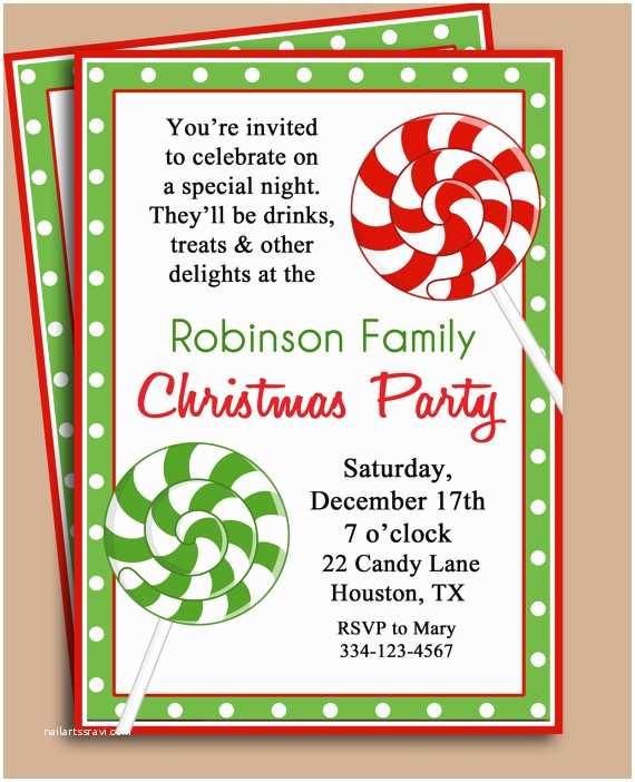 Free Holiday Party Invitation Templates Holiday Party Invitation Wording Template
