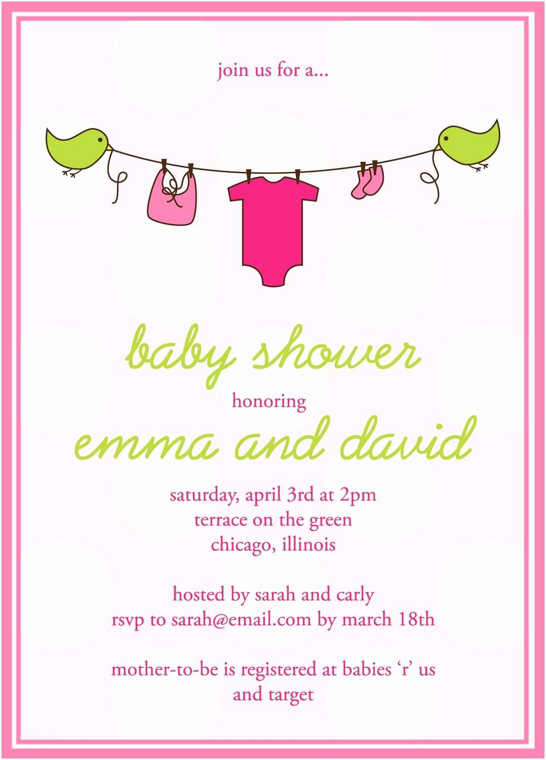 Free Online Baby Shower Invitations Create Baby Shower Invitations Free Line