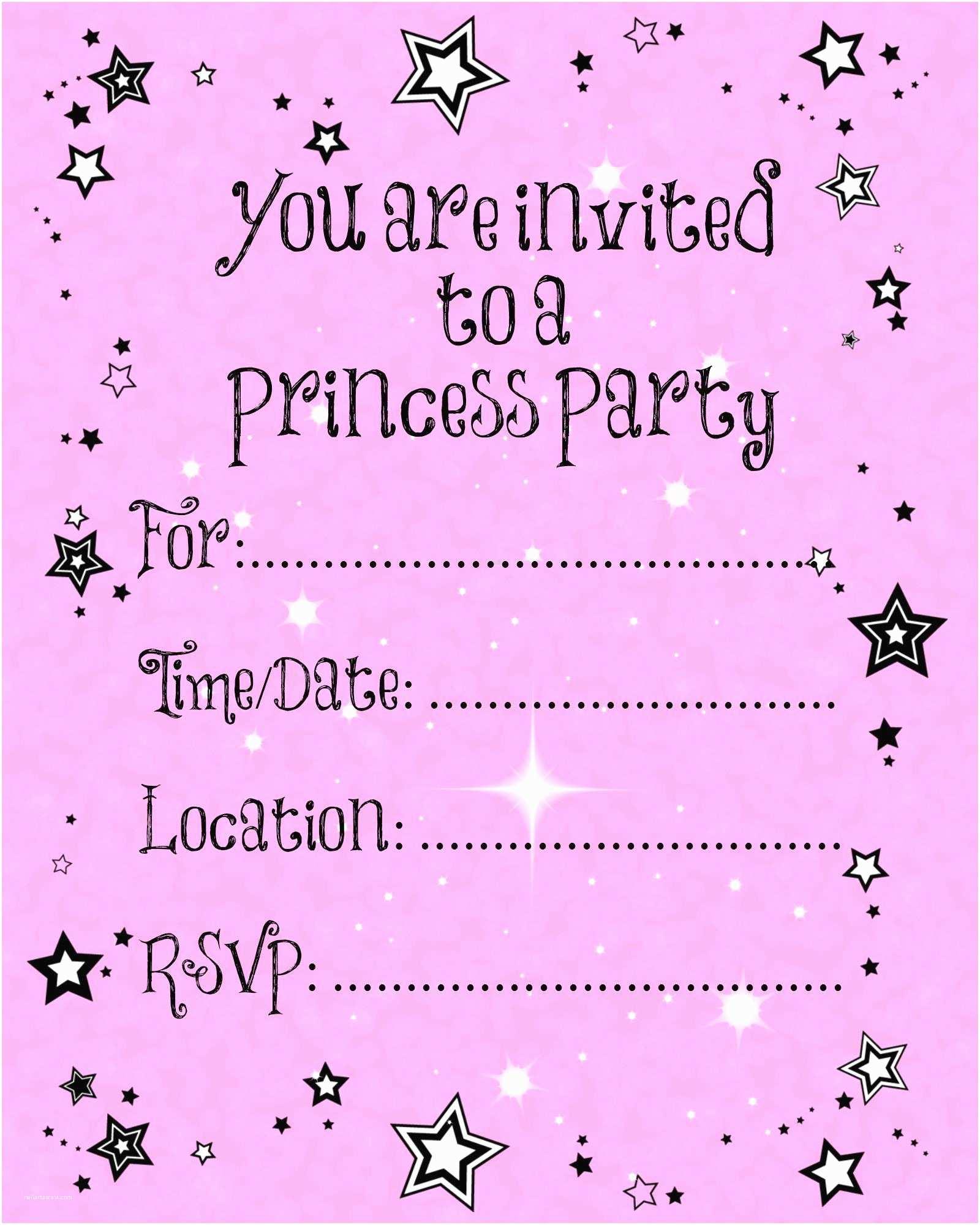 Free Online Birthday Invitations Free Line Party Invitations