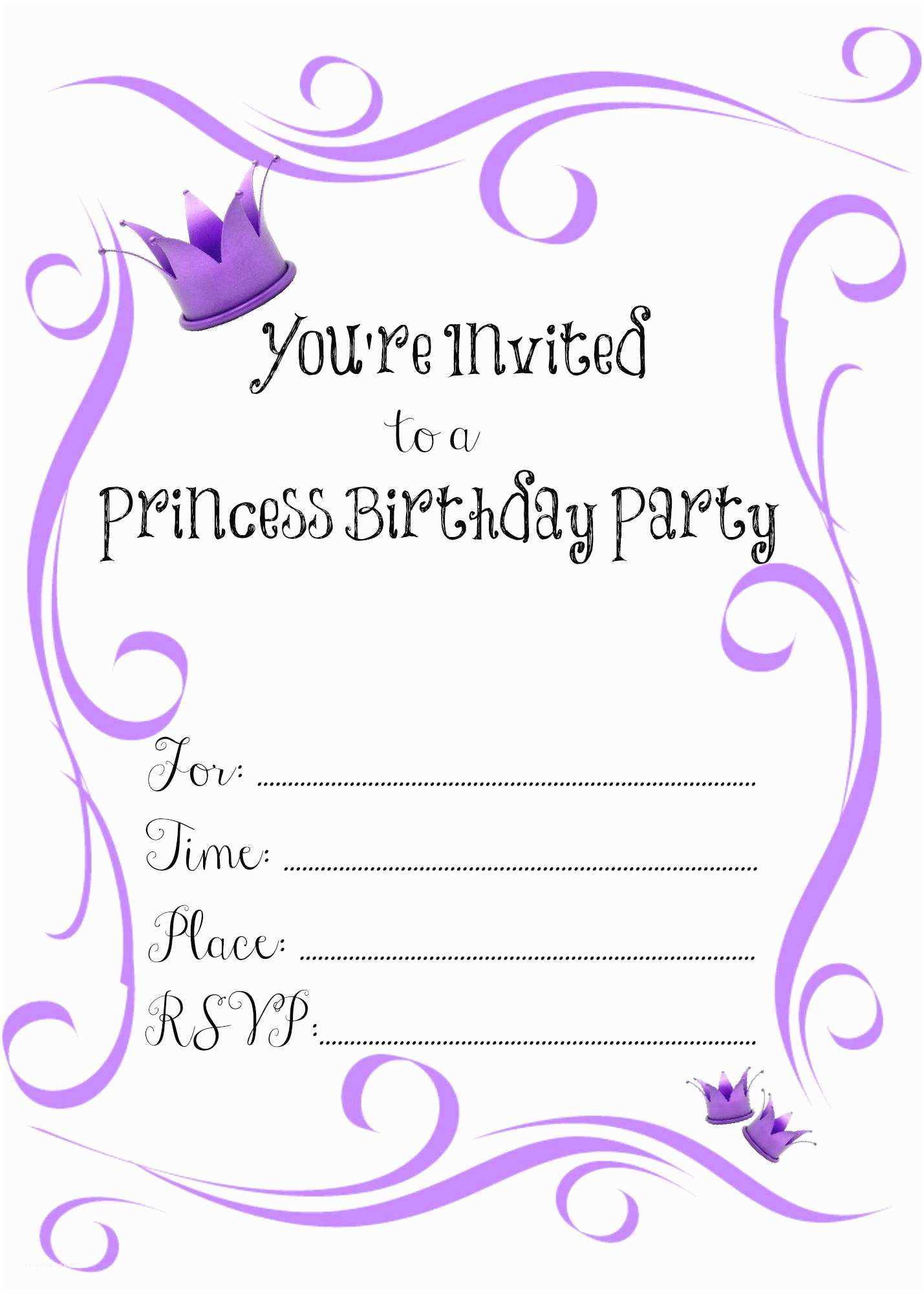 Free Online Party Invitations Free Line Party Invitations