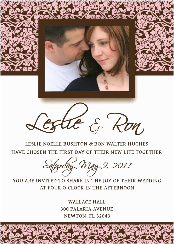 Free Online Wedding Invitations Wedding Invitation Wording Wedding Invitation Template Email
