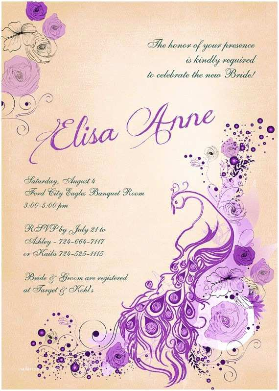 Free Peacock Wedding Invitation Templates Designs Wedding Invitation Templates Peacock Feather Plus