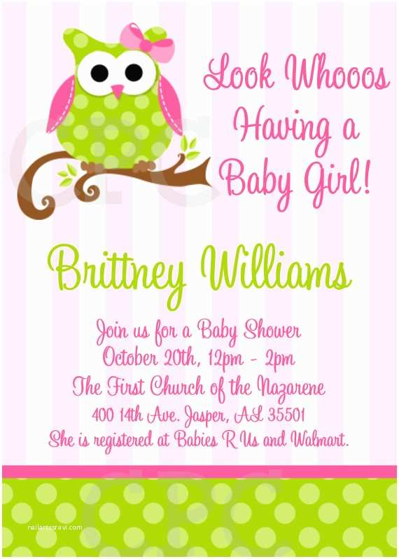 Free Printable Owl Baby Shower Invitations Owl Baby Shower Invitations Owl 1st by Cutiestiedyeboutique