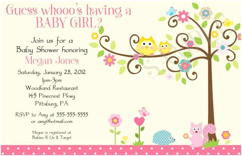 Free Printable Owl Baby Shower Invitations Tips to Make Baby Shower Invitation Templates
