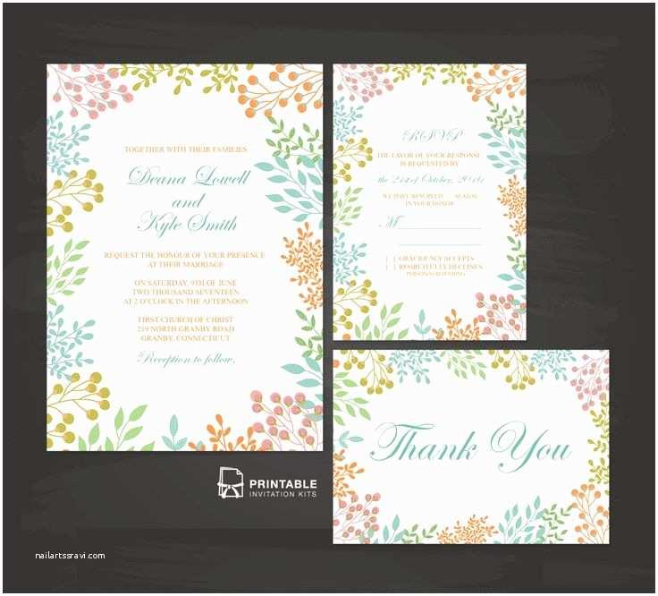 Free Printable Wedding Invitation Kits 219 Best Wedding Invitation Templates Free Images On