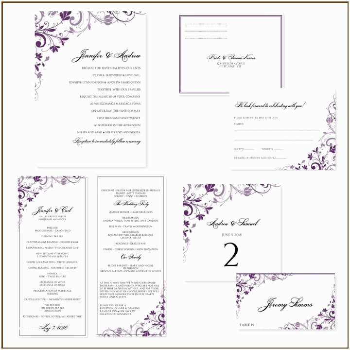 Free Printable Wedding Invitation Templates 29 Best Images About Free Printables On Pinterest