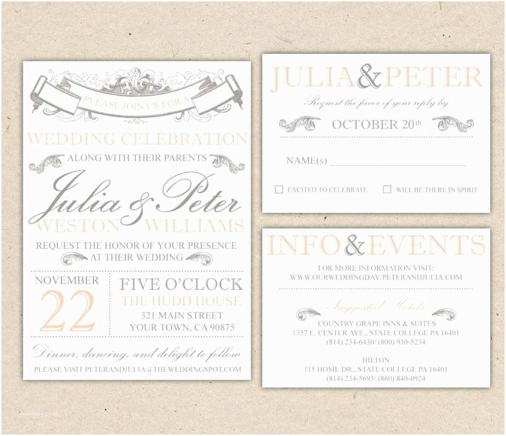 Free Printable Wedding Invitation Templates for Microsoft Word Beach Wedding Invitation Templates for Microsoft Word