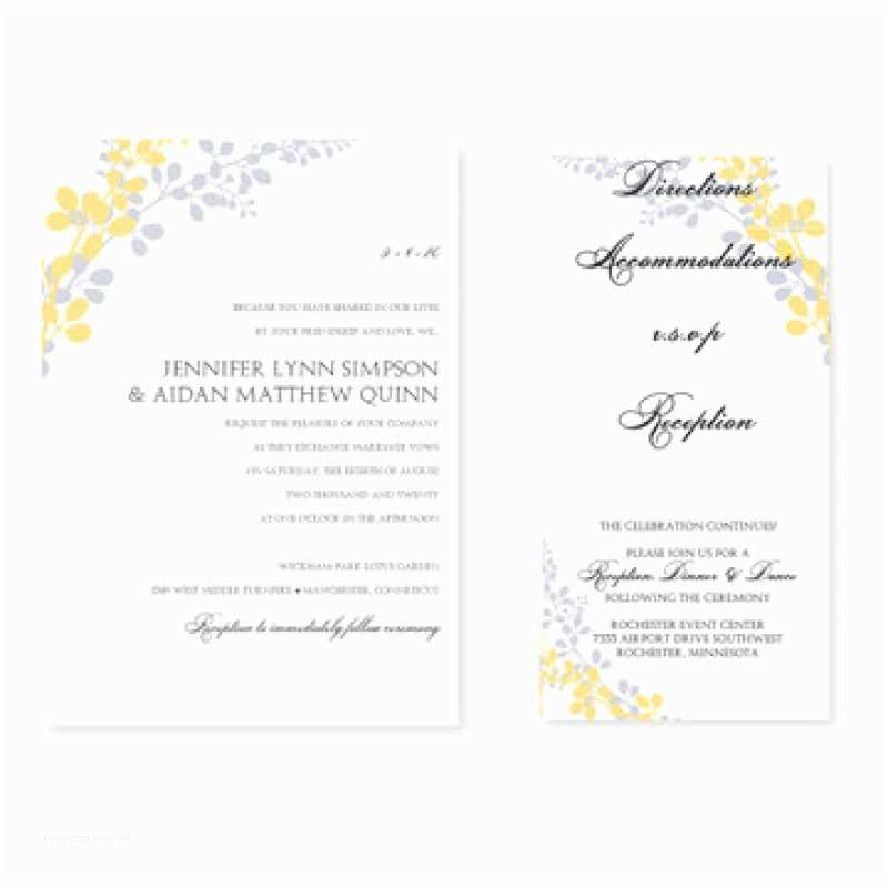 Free Printable Wedding Invitation Templates for Microsoft Word Ms Word Invitation Templates Free Download