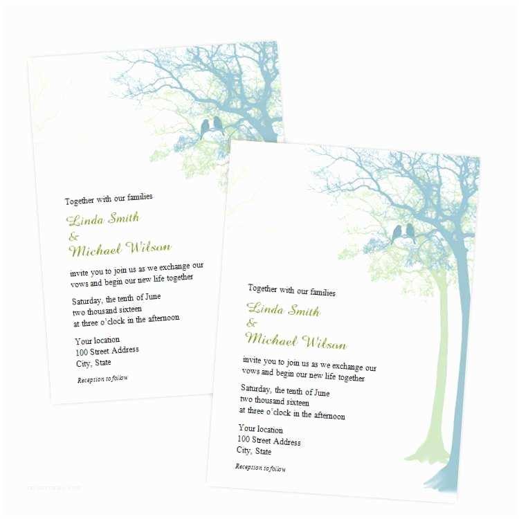 Free Printable Wedding Invitation Templates for Microsoft Word Wedding Invitation Templates Word