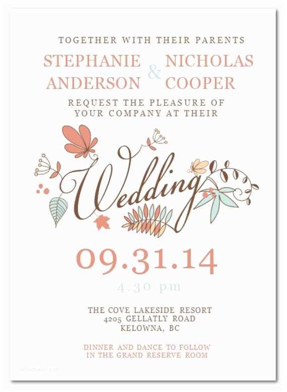 Free Printable Wedding Invitation Templates for Microsoft Word Wedding Invitation Wording Diy Wedding Invitation