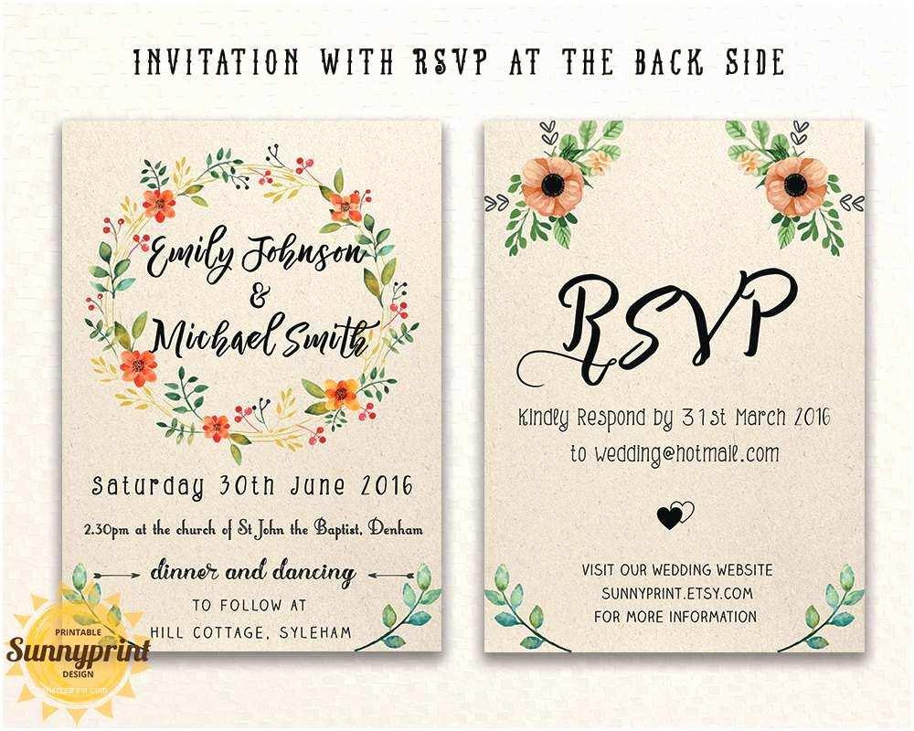 Free Printable Wedding Invitation Templates Wedding Invitation Templates Free