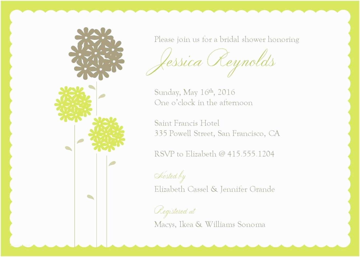 Free Printable Wedding Invitations Invitation Word Templates Free Wedding Invitation Word