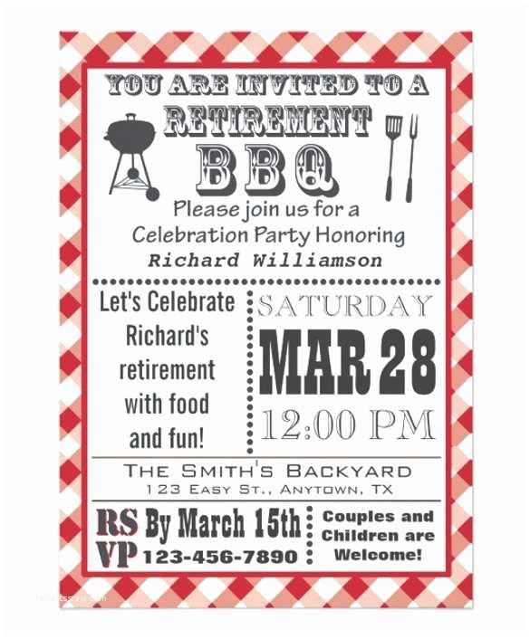Free Retirement Invitation Templates 30 Retirement Party Invitation Design & Templates Psd