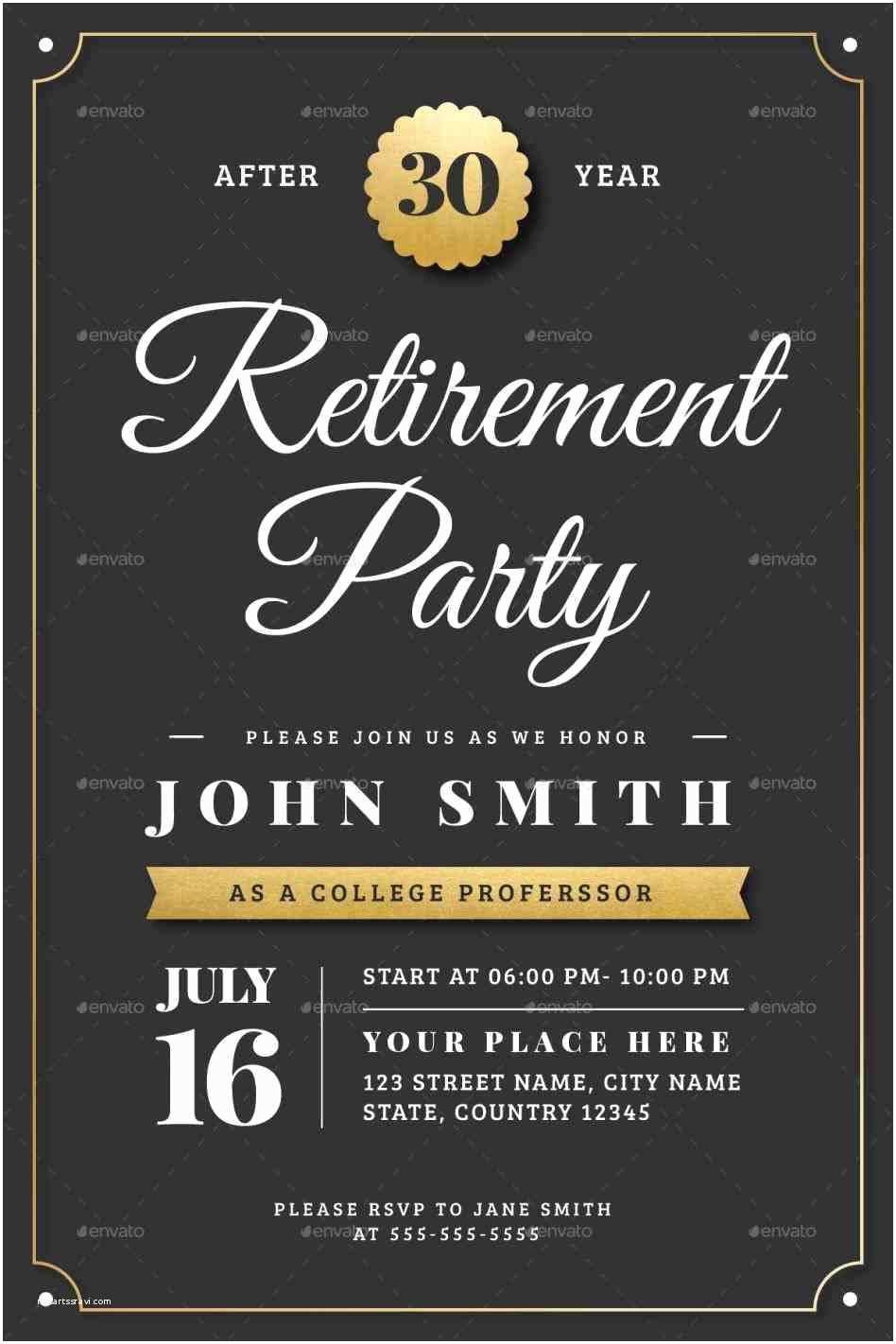 Free Retirement Invitation Templates Powerpoint Templates Free Download Retirement Choice Image