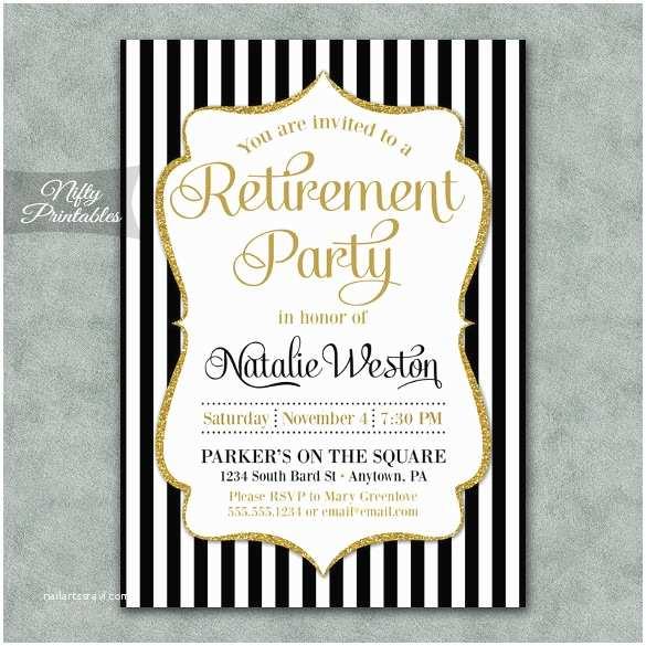 Free Retirement Invitations Retirement Party Invitation Template – 36 Free Psd format