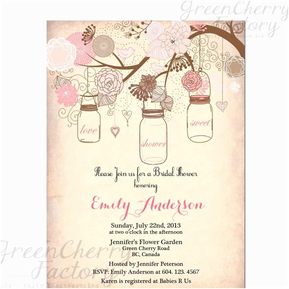 Free Vintage Wedding Invitation Templates Vintage Bridal Shower Invitation Templates Free