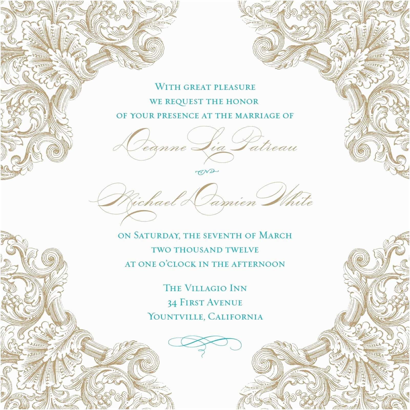 vintage bridal shower invitations template