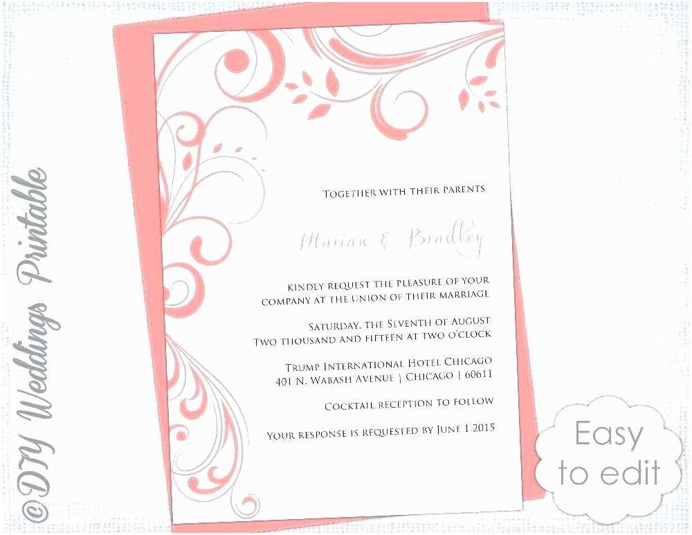 Free Wedding Invitation Maker Dorable Free Digital Invitation Templates Vignette