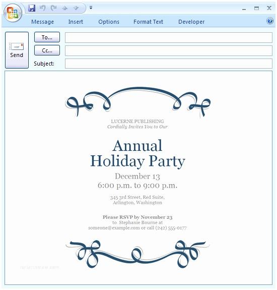 Free Wedding Invitation Samples by Mail E Invitation Template