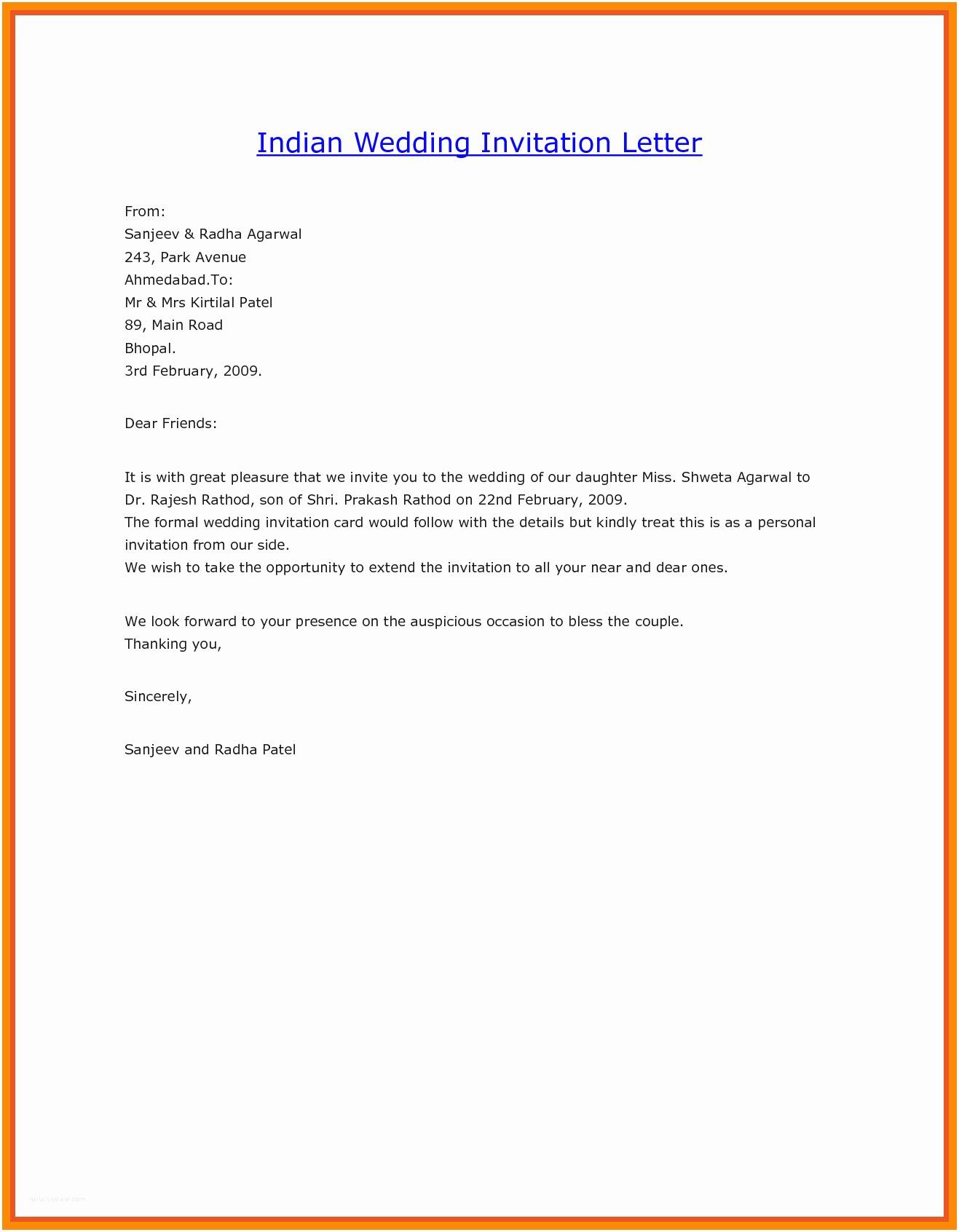 Free Wedding Invitation Samples by Mail Wedding Invitation Mail format Yourweek 30b2a3eca25e