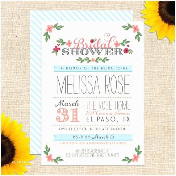 Free Wedding Shower Invitation Templates 6 Best Of Free Printable Bridal Shower Wedding