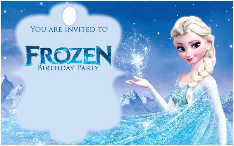 Frozen Birthday Invitations 12 Free Frozen Party Printables Saving by Design