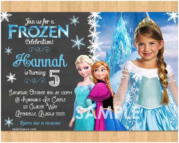 Frozen Birthday Invitations 14 Frozen Birthday Invitation – Free Psd Ai Vector Eps