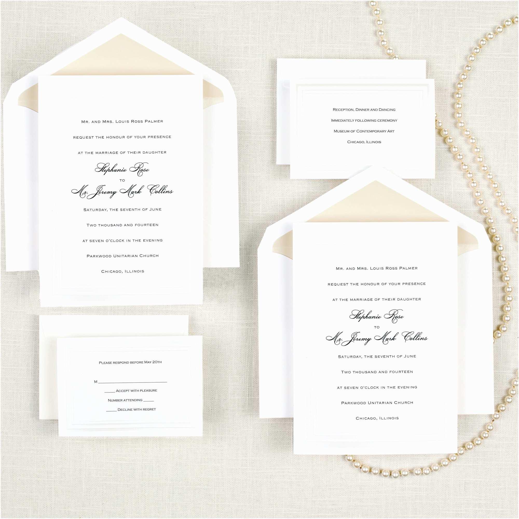 Full Wedding Invitation Sets Designs Cheap Wedding Invitation Sets Line as Well with