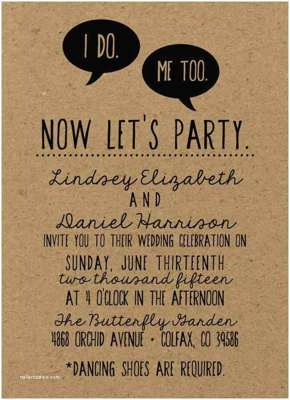 Fun Places to Send Wedding Invitations Best 25 Funny Wedding Invitations Ideas On Pinterest