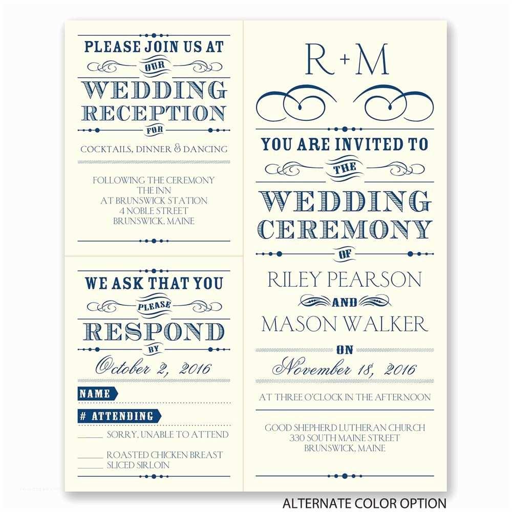 Fun Places to Send Wedding Invitations Presenting Separate and Send Invitation