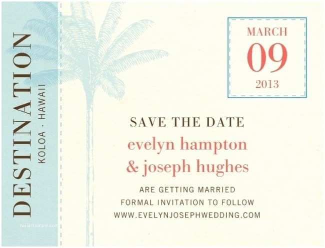 Fun Places to Send Wedding Invitations when to Send Destination Wedding Invitations