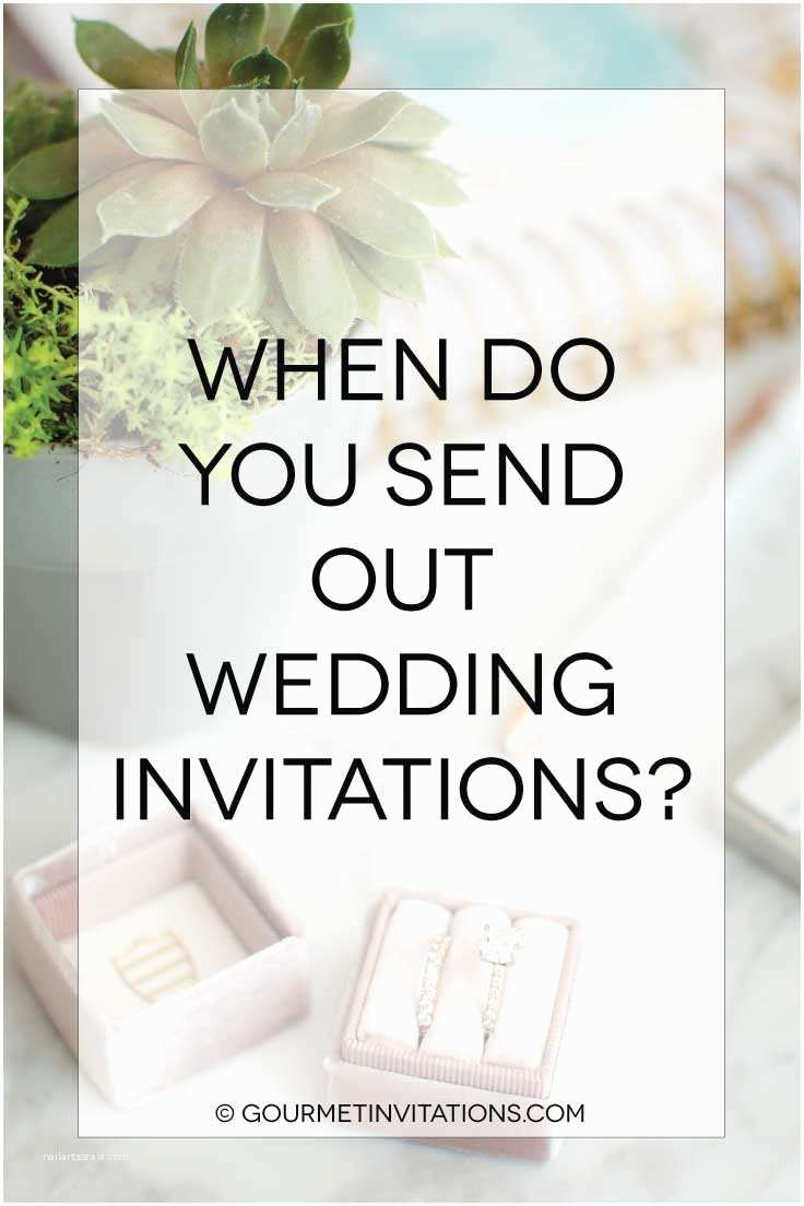 Fun Places To Send Wedding  When To Send Out Wedding  Gourmet