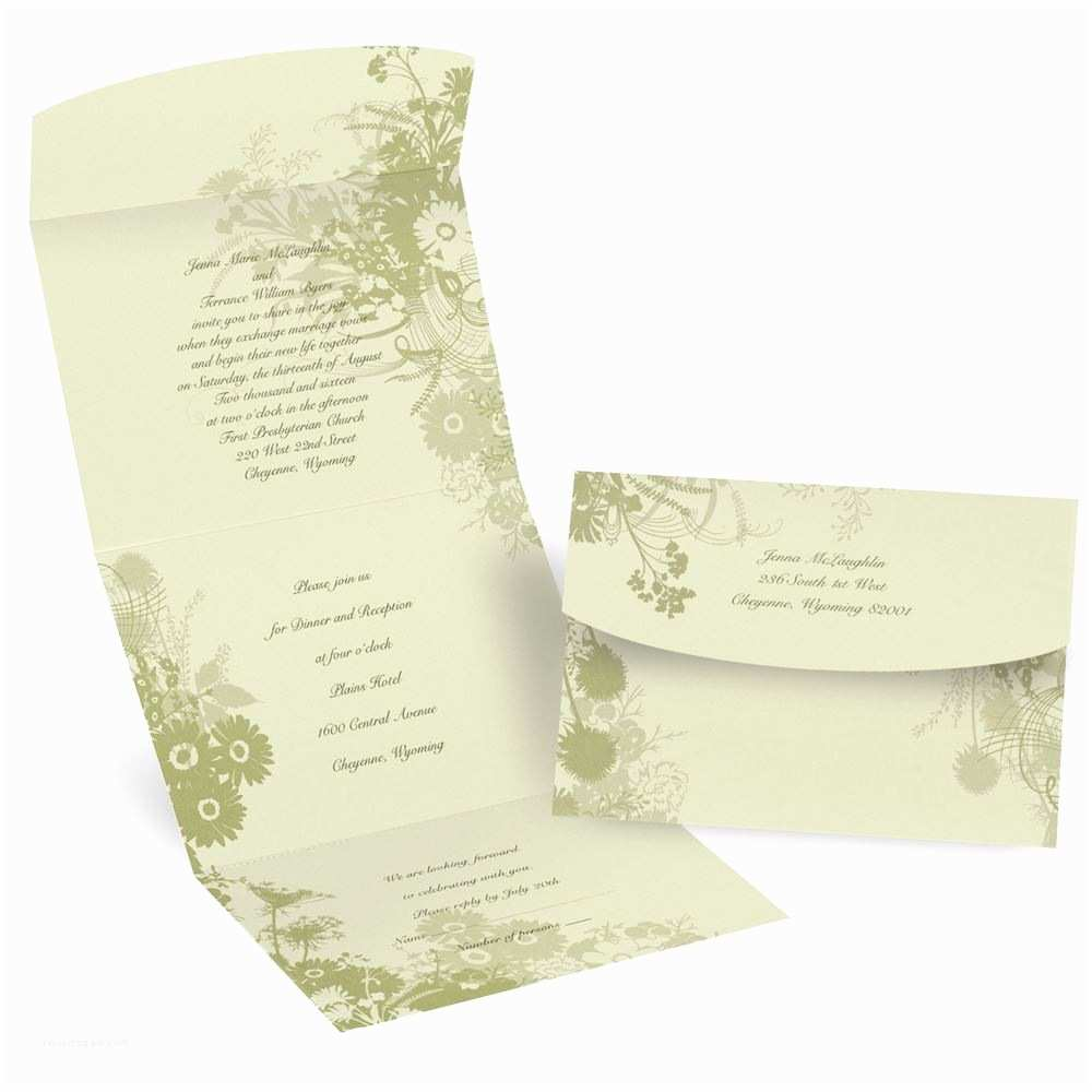 Fun Places To Send Wedding S Wildflowers Seal N Send