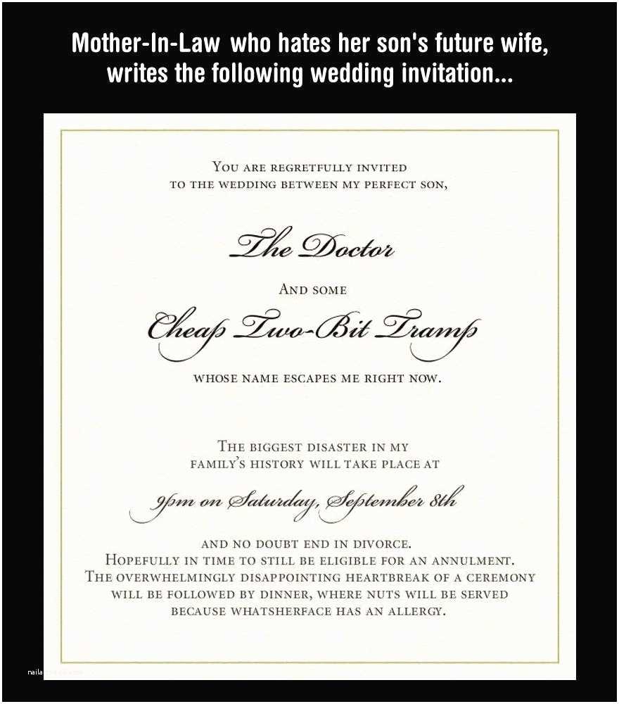 Fun Wedding Invitations Fun Wedding Invitation Quotes Matik for