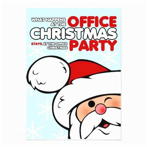 Funny Christmas Party Invitation Wording Funny Fice Christmas Party Invitations