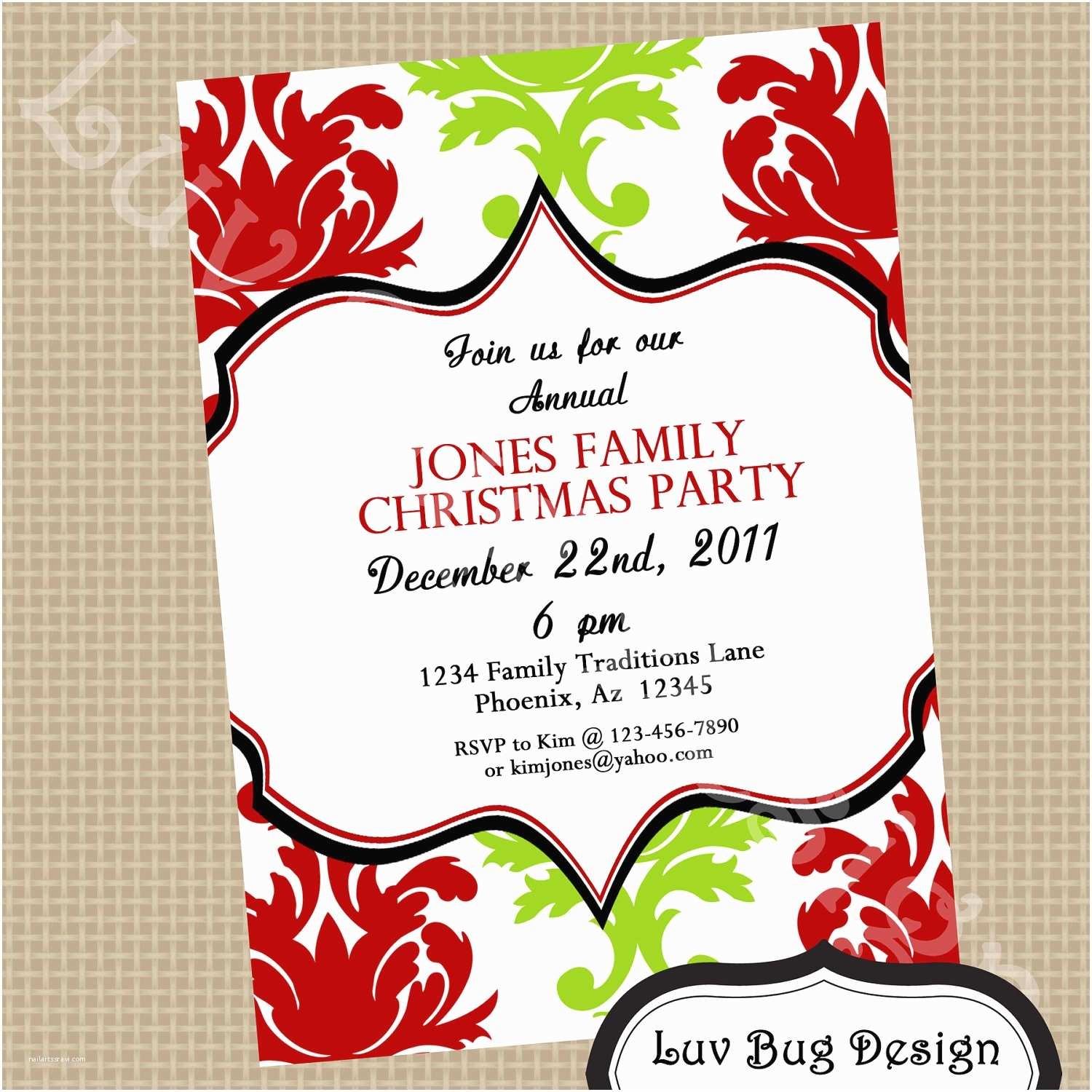 Funny Christmas Party Invitation Wording Funny Holiday Party Invitations for Kids Funny Christmas