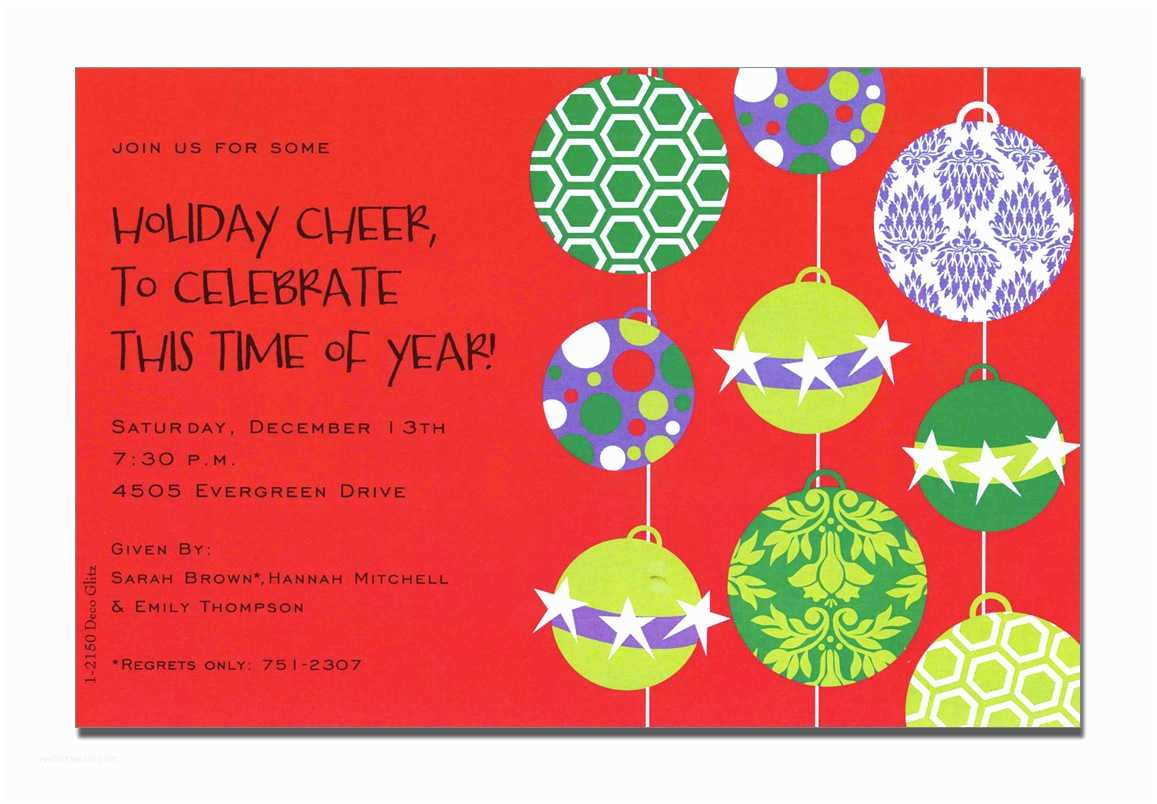 Funny Christmas Party Invitation Wording Party Invitations 10 top Christmas Party Invitations