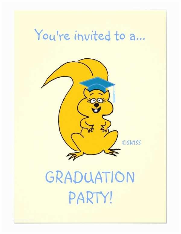 Funny Graduation Invitations 45 Graduation Invitation Designs
