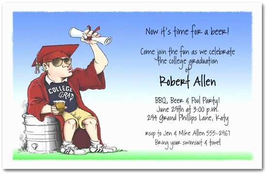 Funny Graduation Invitations Graduation Invitations Easyday