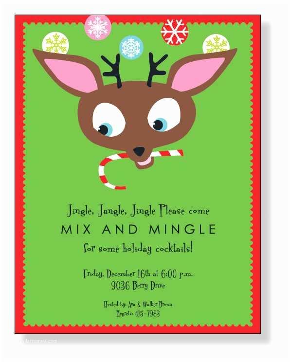 Funny Holiday Party Invitations Awe Inspiring Funny Christmas Potluck Invitation Wording