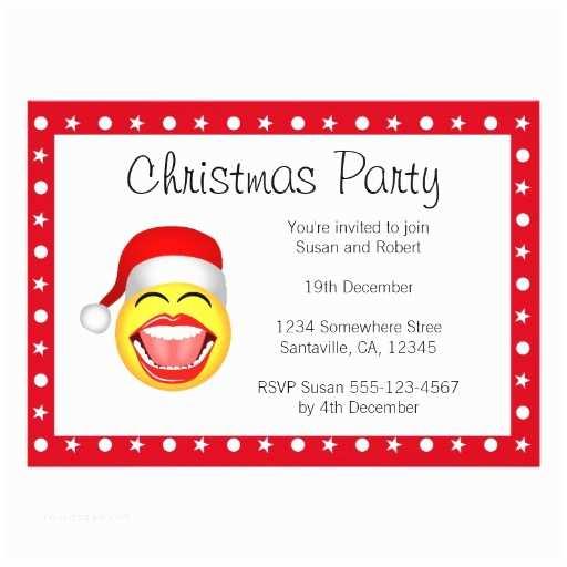 Funny Holiday Party Invitations Christmas Party Invitations Fun Santa Invites Invites