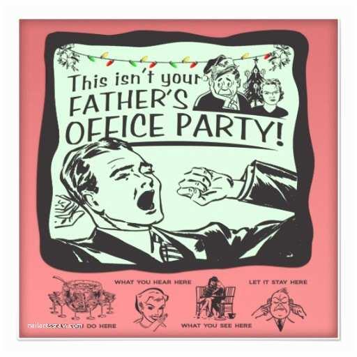 Funny Holiday Party Invitations Funny Fice Holiday Party Invitation