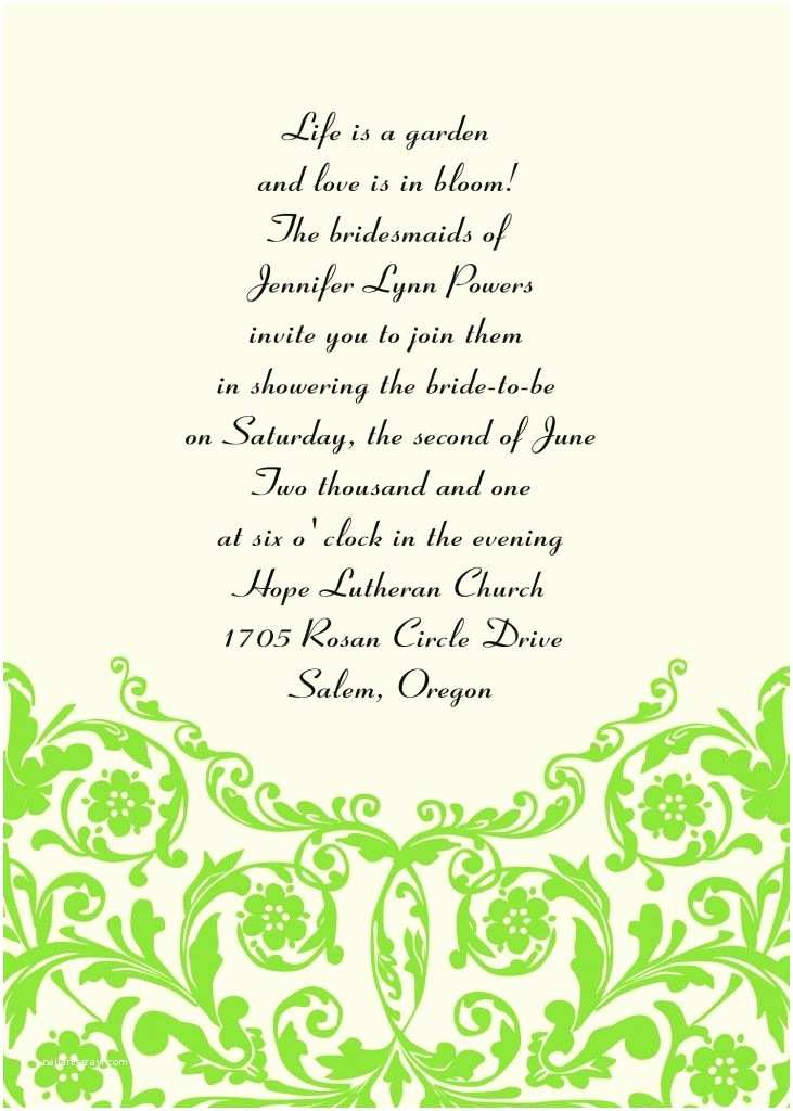 Funny Second Wedding Invitation Wording Unique Wedding Invitation Wording Both Parents Hosting