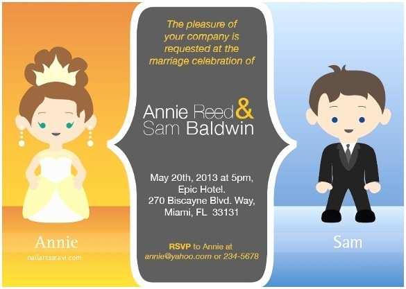 Funny Wedding Invitation Templates Free Funny Wedding Invitations Template Resume Builder