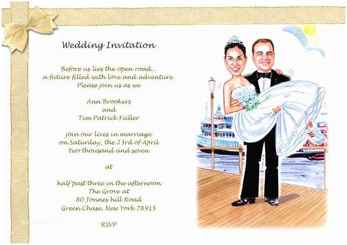 Funny Wedding Invitation  Funny Wedding Invitation