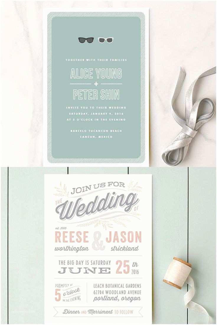 Funny Wedding Invitation Wording Wedding Invitation Wording That Won T Make You