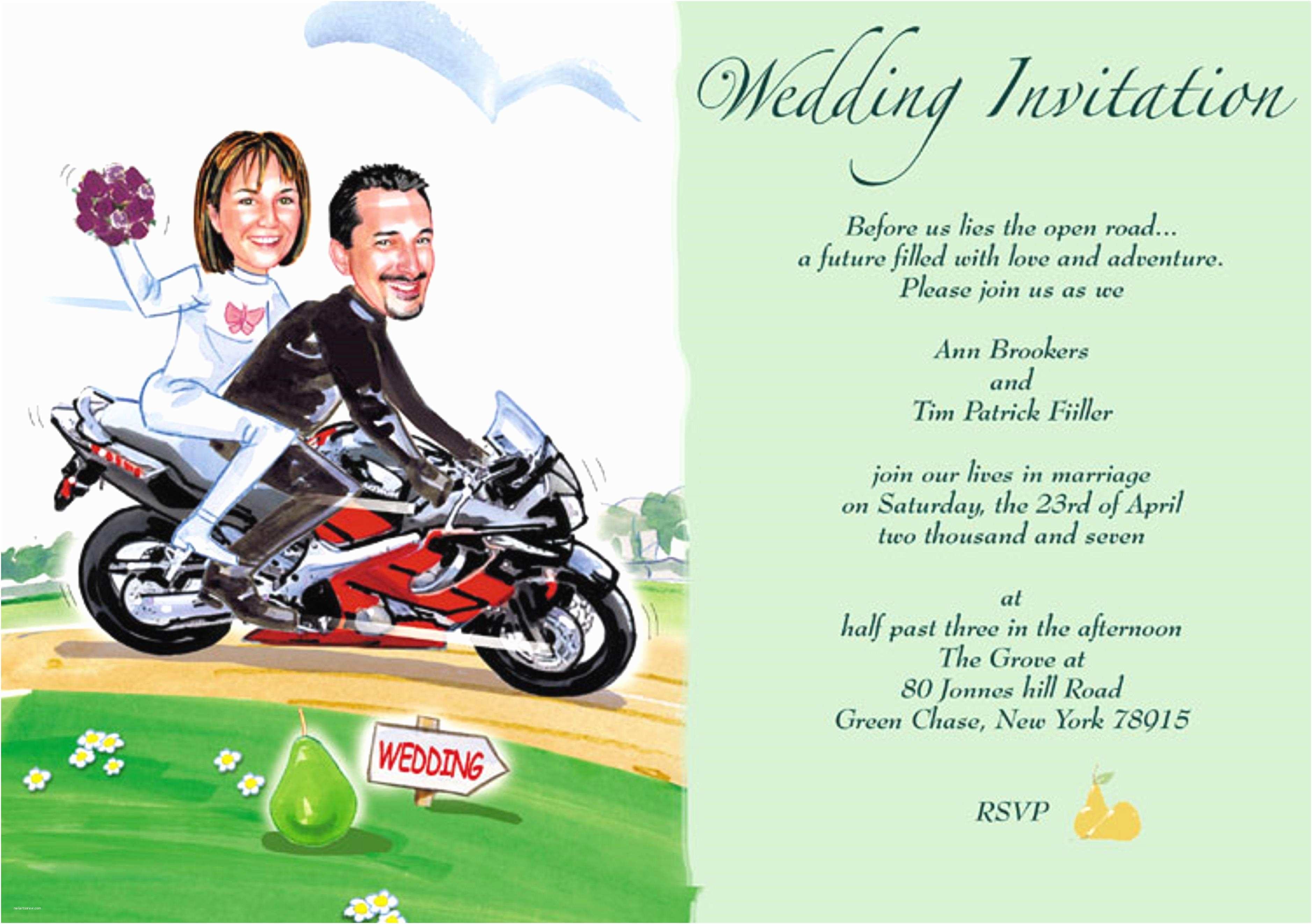 Funny Wedding Invitations Funny Wedding Invitations Planner Wedding Get More