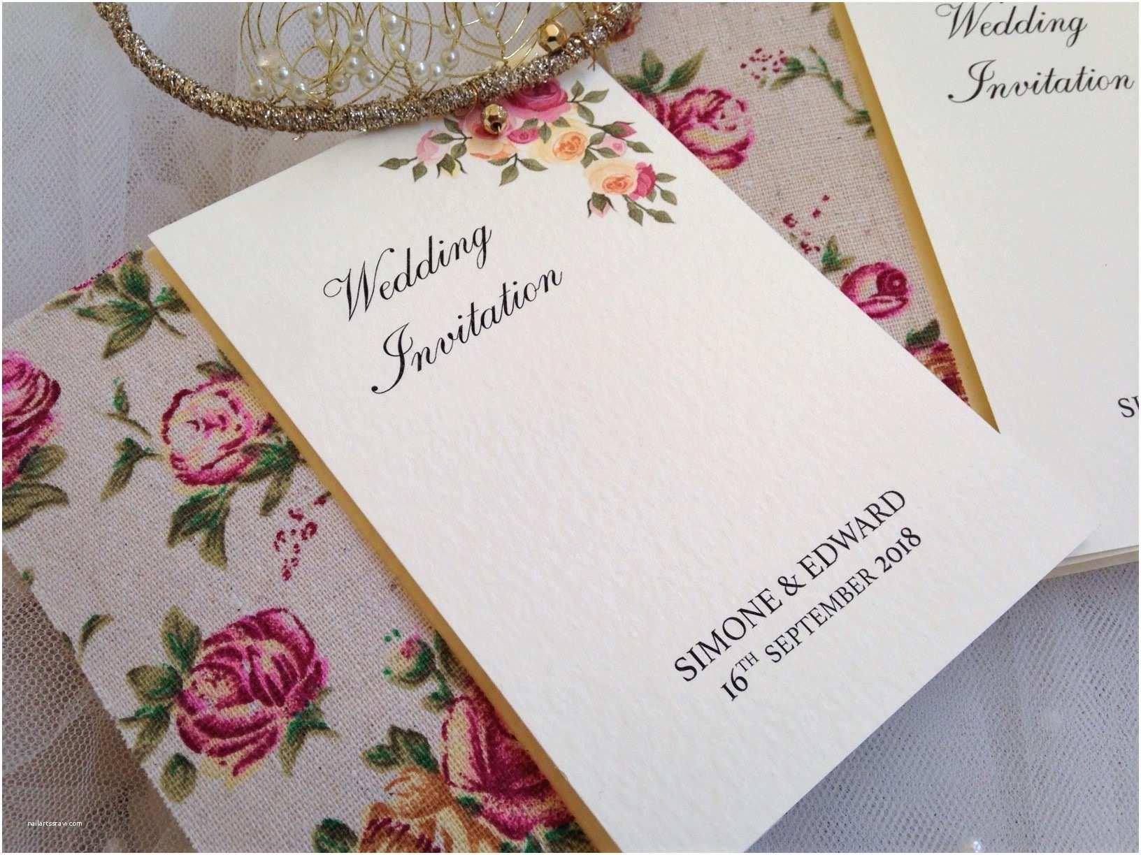 Gatefold Wedding Invitations Vintage Rose Wedding Invitations