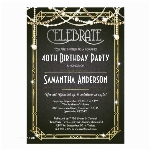Gatsby Party Invitation 25 Best Ideas About Great Gatsby Invitation On Pinterest